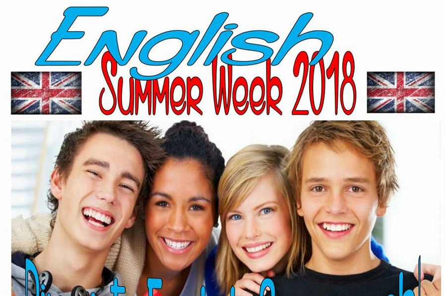 English Summer Week 2018